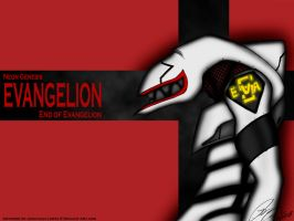 MP-EVANGELION WALLPAPER by TheGoldenCrowbar