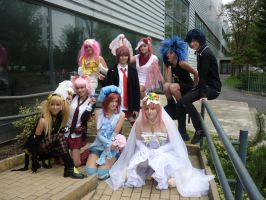 Shugo Chara group by Citrozoey