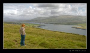 Shelly on Valentia Island HDR by RichyX83