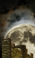 Moon City by pookstar