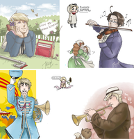 APH - Iscribble Dump 3 music by Jacyll