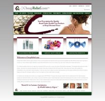 Cheap Relief_Website_Alt by omni6us