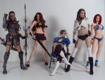Barbie Dolls for Grown Men by Unicron9