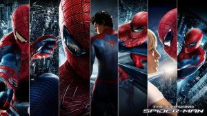 The Amazing Spider-Man PSD Pack by uLtRaMa6nEt1cART