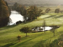 Aigas Golf course by piglet365