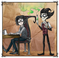 LOOK SIMON I MADE SCIENCE by A7XSparx