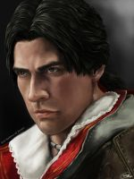 Ezio Auditore da Firenze by zzingne
