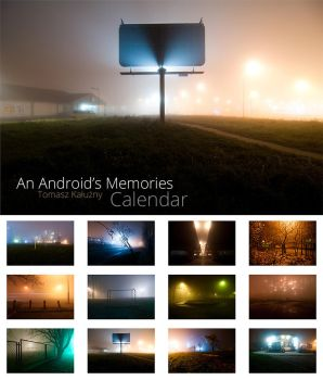 Android Calendar by drkshp