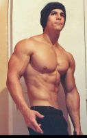 Natural Muscle by builtbytallsteve