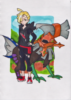 Gladion and Type:Null