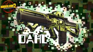 Borderlands 2 Wallpaper - Dahl by mentalmars