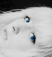Blue eyes by asdfgfunky