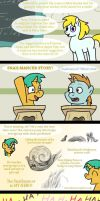 MLP comic Tales of the Snailmancer 2 by HareTrinity