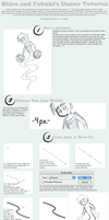 DP: Lineart and Color Tutorial by shiroandfubuki