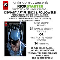 Help get the Antiis Universe off the Ground! by Hodges-Art