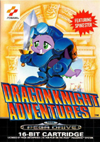 Dragon Knight Adventures by nickyv917