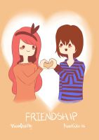 Friendship by MissDeathy