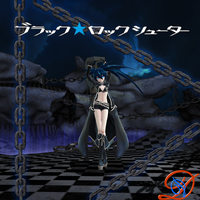 Black Rock Shooter by Shinobis-Destiny