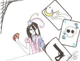 Card Party by xxdeadpassionxx