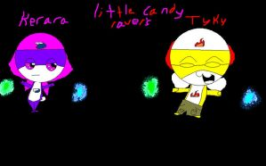 little candy raver's by june565