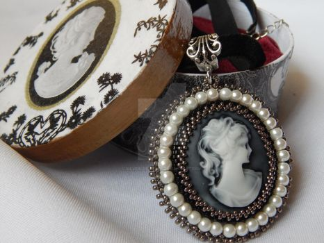 Waiting for Mr. Darcy by SilverLineBeads