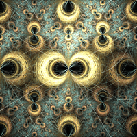 Linear - Fractal Art by CMWVisualArts