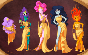 AT - We Are The Muses by Laur-