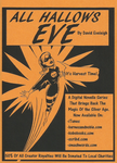 All Hallows Eve Flyer Ad by ivy7om