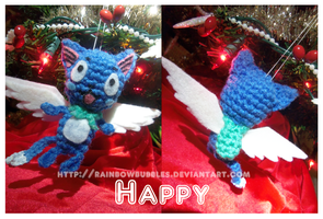 Happy Amigurumi by Rainbowbubbles