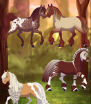 Draw to Win Horse Adoptables!! by Japril1000