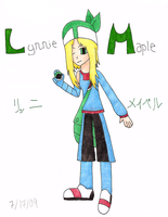Prismacolor Lynnie by TheLimeTangerine