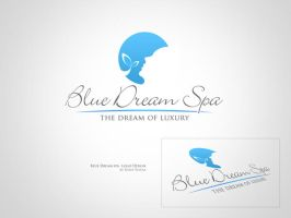 Blue Dream Spa logo by ramywafaa