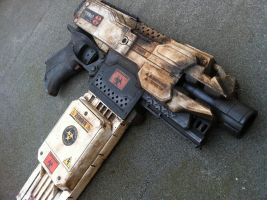 resident evil stryfe by billy2917