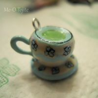 Teacup Charm by Me-O-Tojite