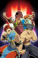 Street Fighter II Turbo 3a by UdonCrew