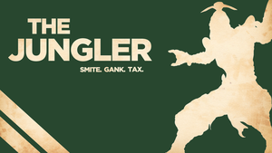 Jungler Wallpaper by Welterz