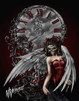 Gothic Angel by WilliamWebb