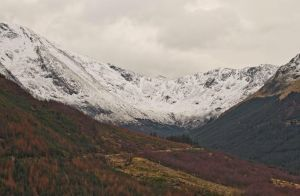 Glencoe Valley by BusterBrownBB