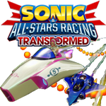 Sonic Allstars Racing Transformed by Halbtuer