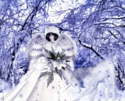 Winters Blessings by pixievamp