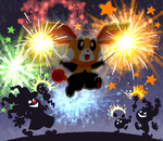 ENTRY: Jai-Ti's Fakemon Contest: Panchi [JULY] by Master-Rainbow