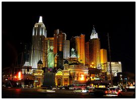 New York In Las Vegas by beanutputter