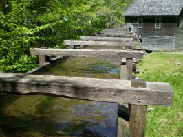 Mingus Mill and Flume 2 by zachn