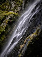 Water Fall - I'm uncreative by Caitiekabob