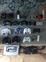 Controllers by Sega32x