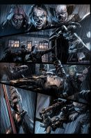 Detective comics Test 3 by E-Mann
