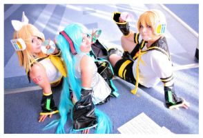 PERFECT SYMPHONY: VOCALOID by AFSEMsoul