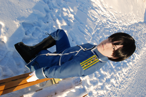 Roy Mustang by mojs