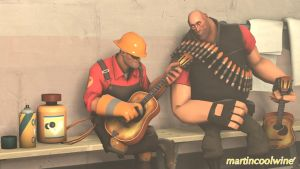 Engie! Teach me how to play guitar by martincoolwine