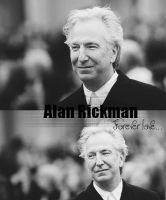 Alan Rickman by CrazyAnett